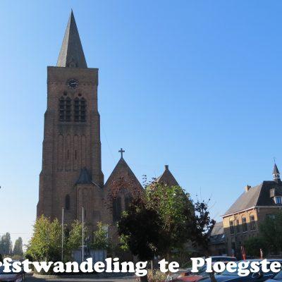2018-10 Herfstwandeling Ploegsteert (01)