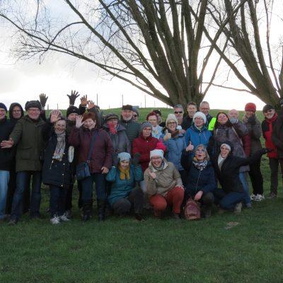 2019-02-03 __kwb - femma winterwandeling Aalbeke (36)